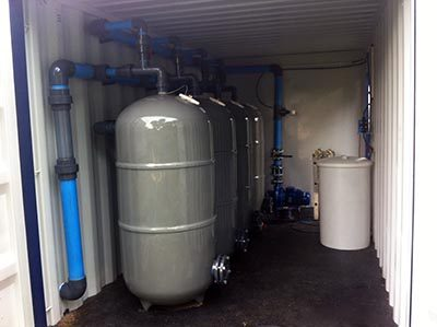 Water treatment image
