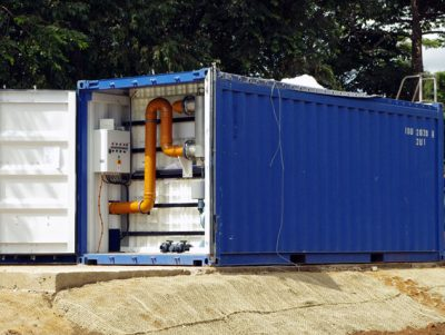 container-water-purification